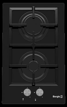 Варочная поверхность BORGIO 3150-15 (Black Glass)