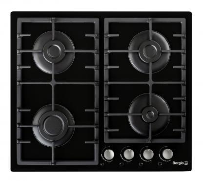 Варочная поверхность BORGIO 6190-15 (Black Glass) FFD