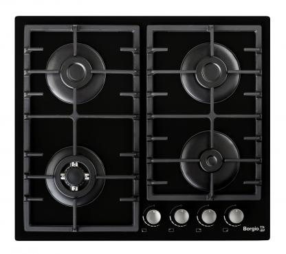 Варочная поверхность BORGIO 6192-15 (Black Glass) FFD