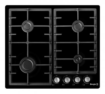 Варочная поверхность BORGIO 6940-15 (Black Enamelled)