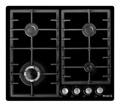 Варочная поверхность BORGIO 6942-15 (Black Enamelled) FFD