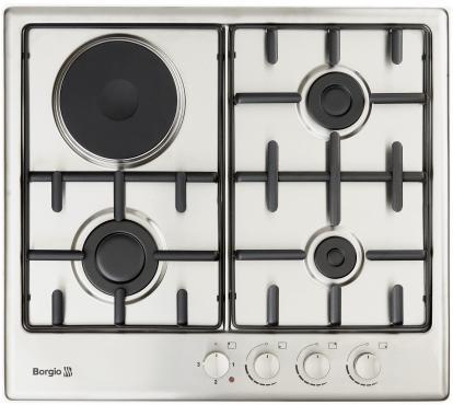 Варочная поверхность BORGIO 6630 (Inox)