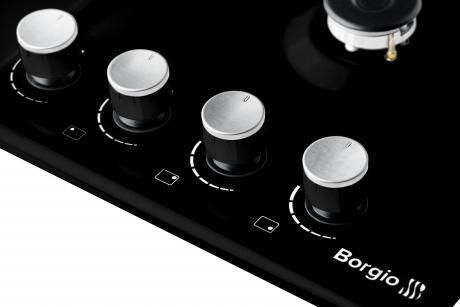 Варочная поверхность BORGIO 6940-15 (Black Enamelled) FFD