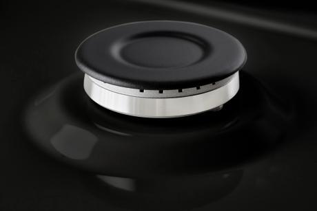 Варочная поверхность BORGIO 6942-15 (Black Enamelled)