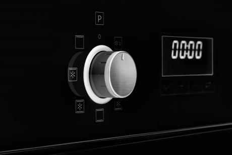 Духовой шкаф OMO 201.00 (Black Glass)